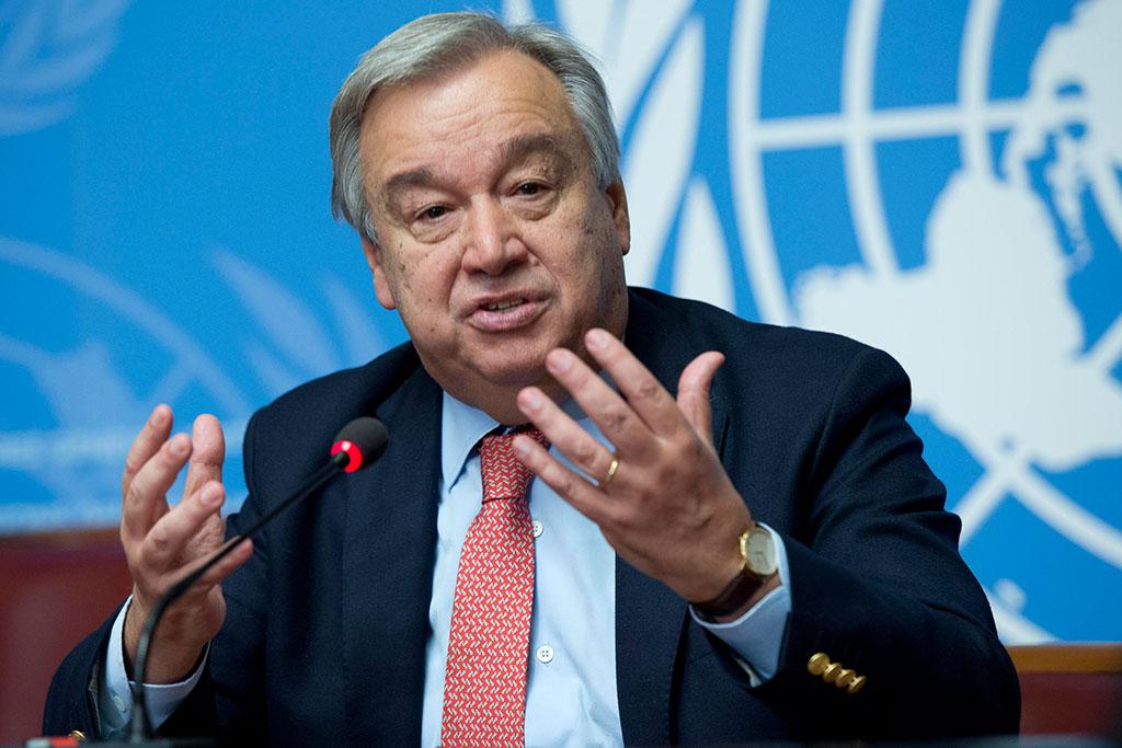 UN Secretary-General Antonio Guterres supports Trump's reform efforts