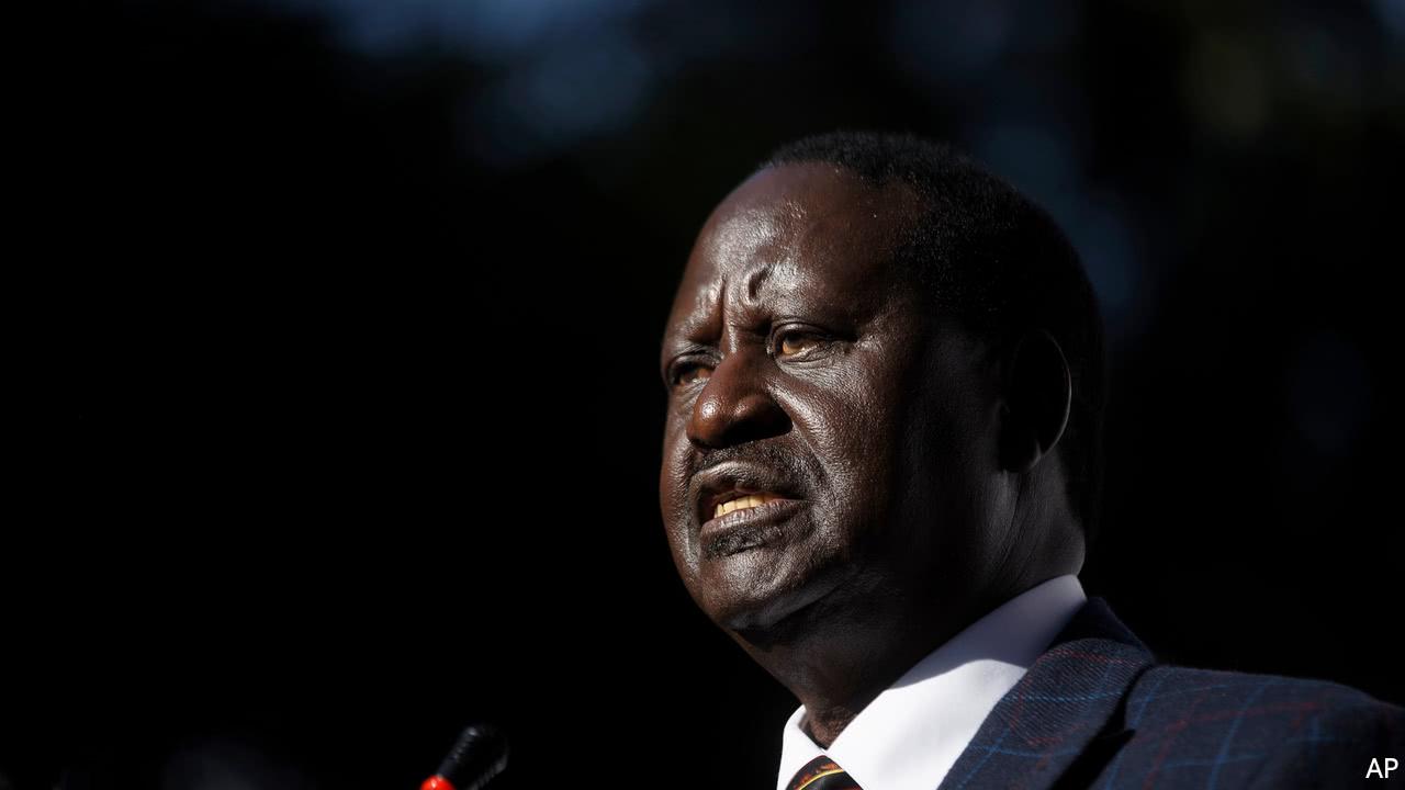 Raila Odinga has withdrawn from Kenya's October 22 presidential re-run