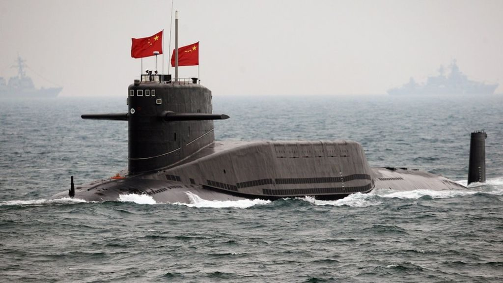 China and the US have both been upgrading their submarine fleets