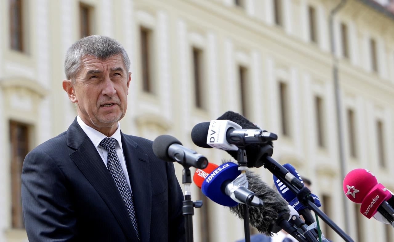 Andrej Babis to open coalition talks