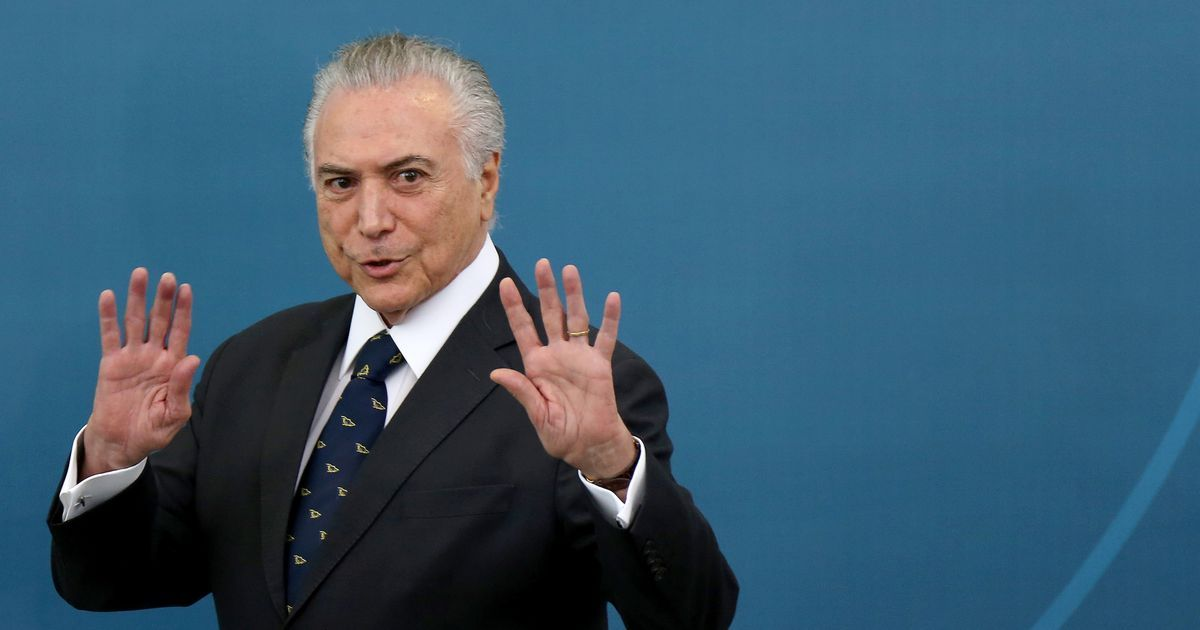 Brazil's President Michel Temer is facing new corruption charges