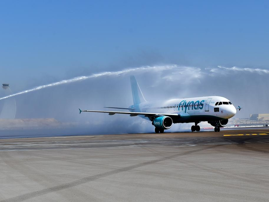 Flynas to operate first flight from Saudi to Iraq in 27 years