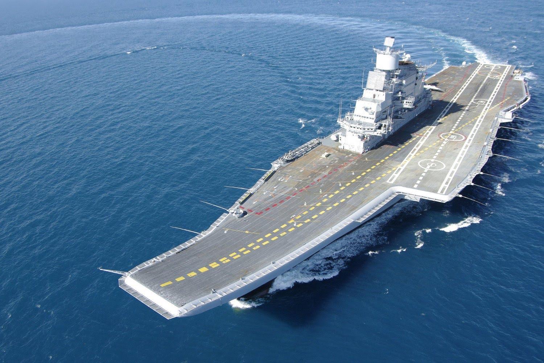 Indian warship