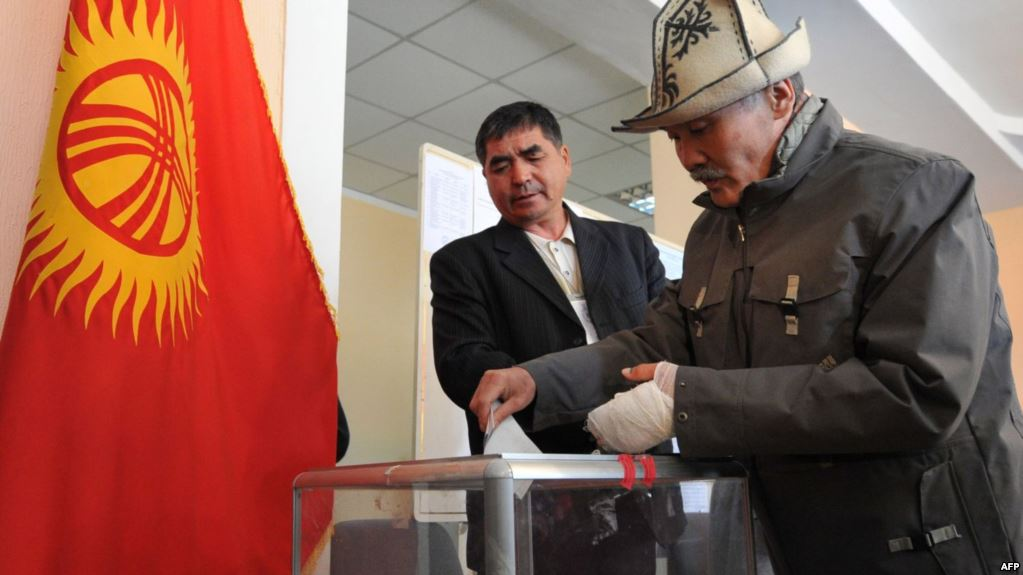 Kyrgyzstan's presidential election