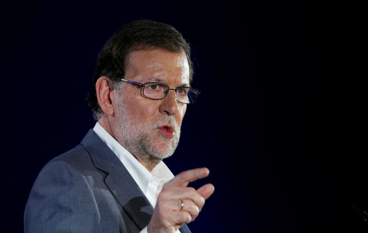 Mariano Rajoy is expected to announce Catalonia will be put under direct rule
