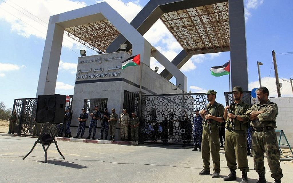 Rafah Crossing to be handed over to Palestinian Authority