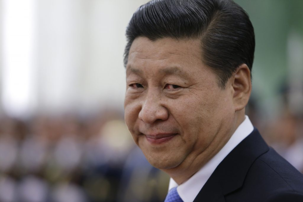 "China's President Xi Jinping is pictured during a welcoming ceremony at the Great Hall of the People, in Beijing, November 13, 2013. Unimpressed by the promotion of markets to a ""decisive"" role in China's reform agenda for the next decade, investors sold off Chinese shares on Wednesday, disappointed by a lack of details in the reform plan and apparent reluctance to overhaul the state-owned sector."