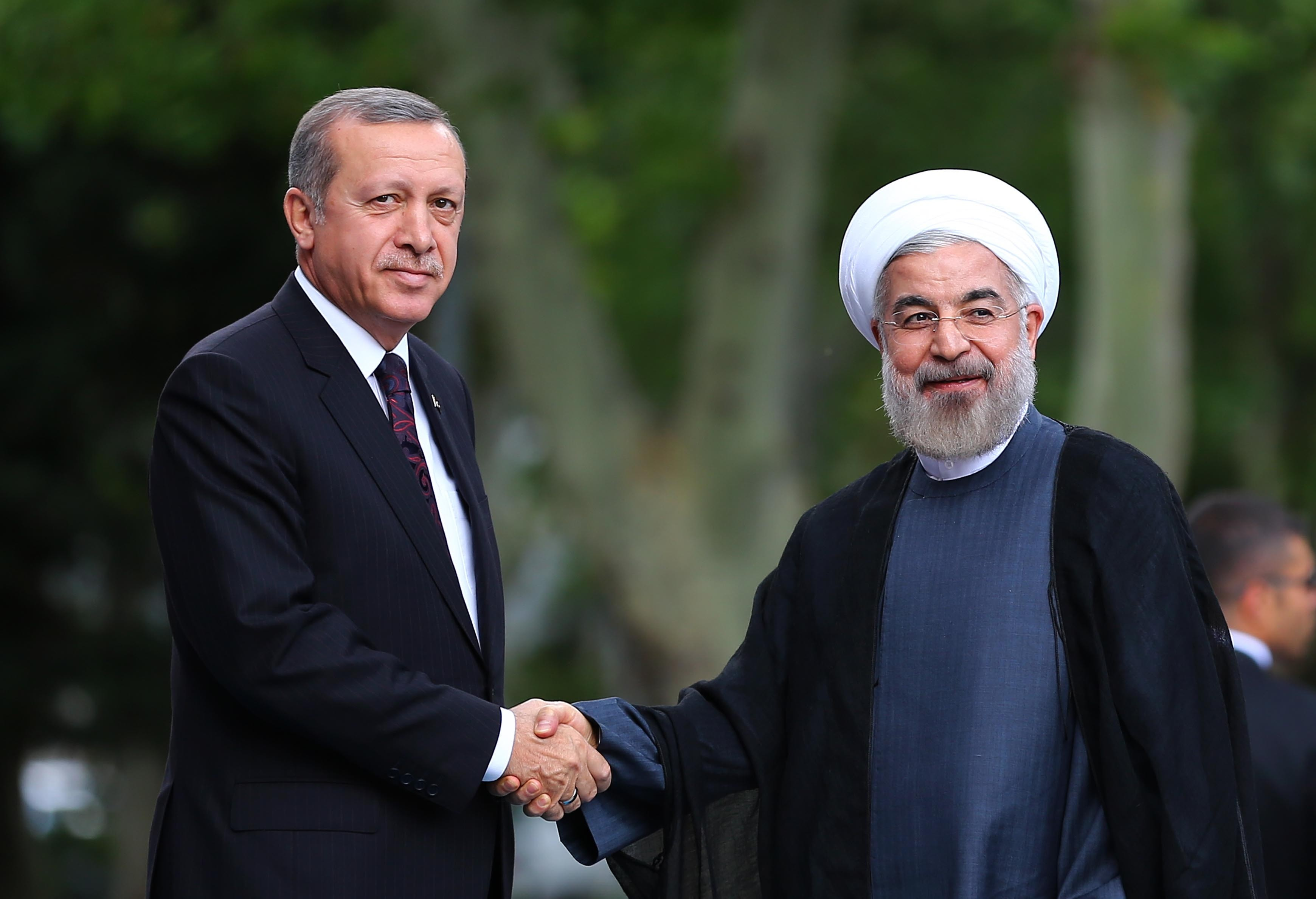 Başbakan Erdoğan – Hasan Ruhani
