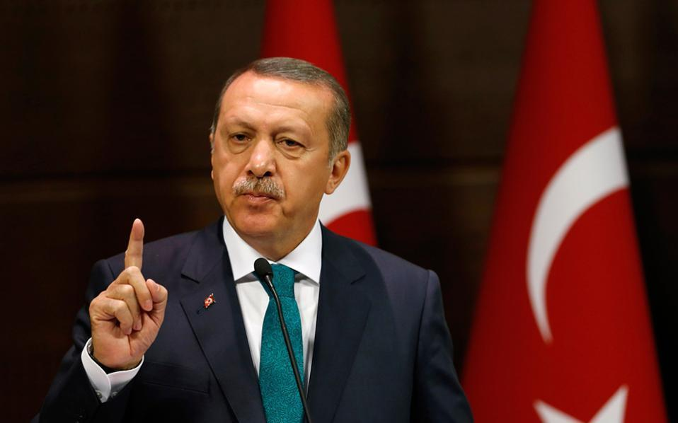 Turkey's Reccep Tayyip Erdogan will bein another 90-day state of emergency today