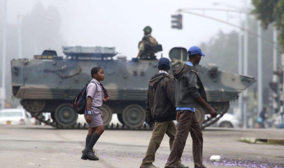 Zimbabwe's military ousts President Mugabe: what next?