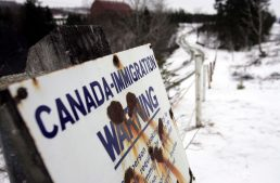 Over the border: the US, Canada and asylum seekers