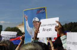 Calls grow for sanctions against Cambodian officials