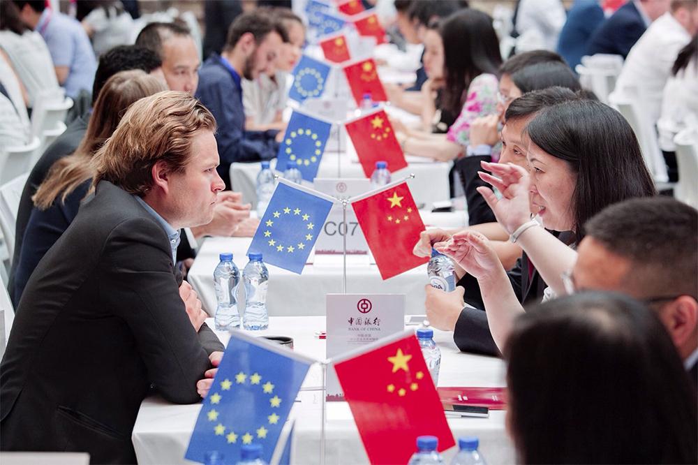 EU China