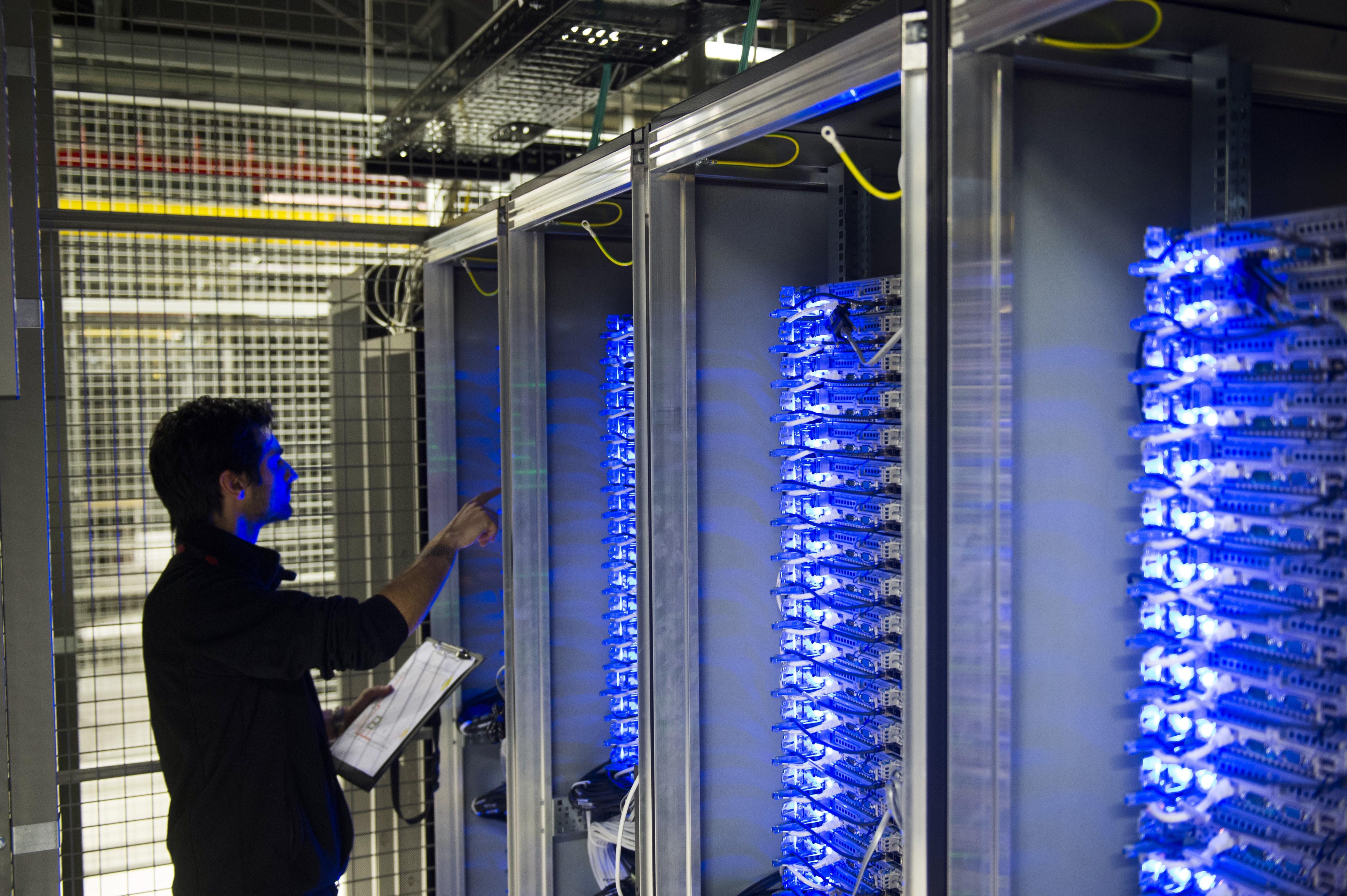 India data server
