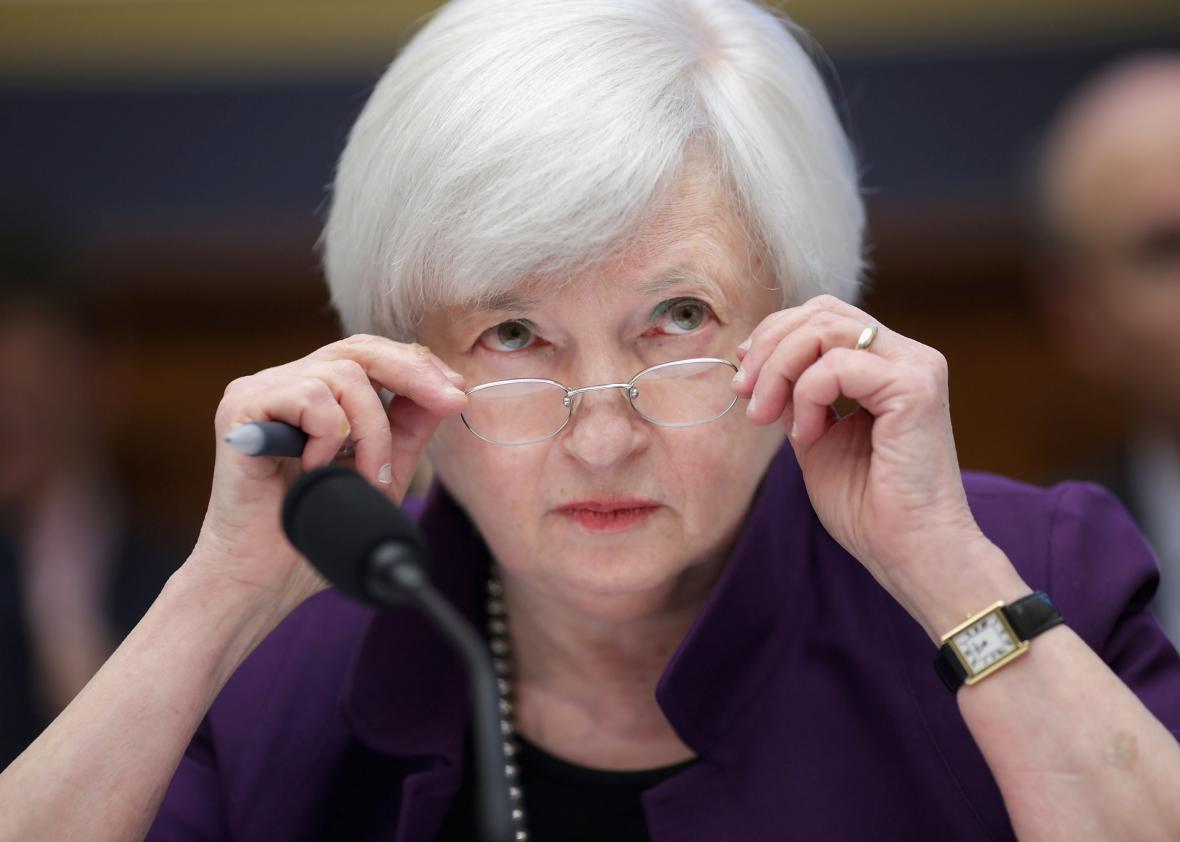 Janet Yellen to testifyy in Congress on economic outlook