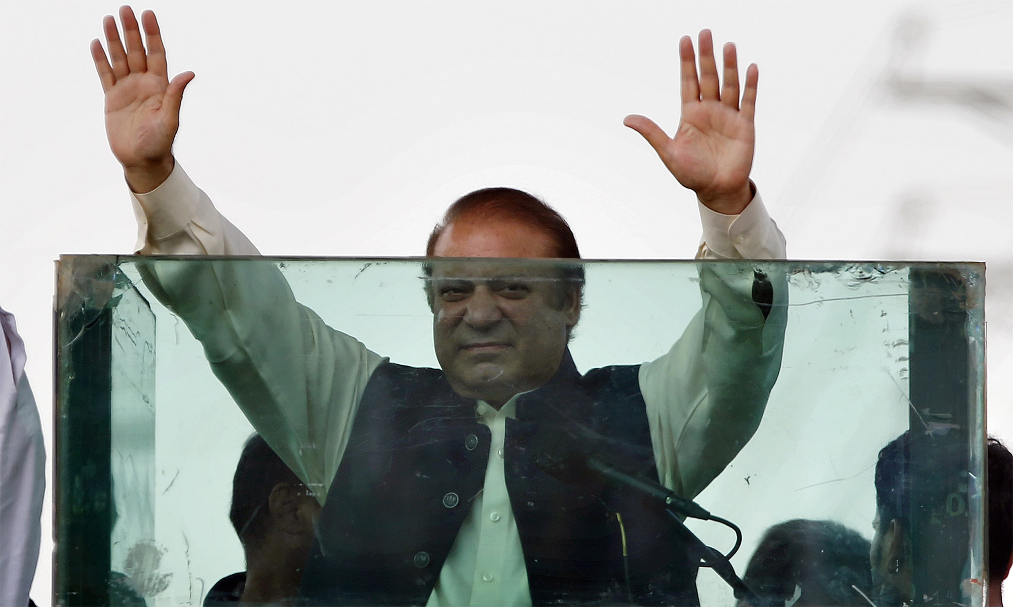 Nawaz Sharif to hold rally in Abbattobad