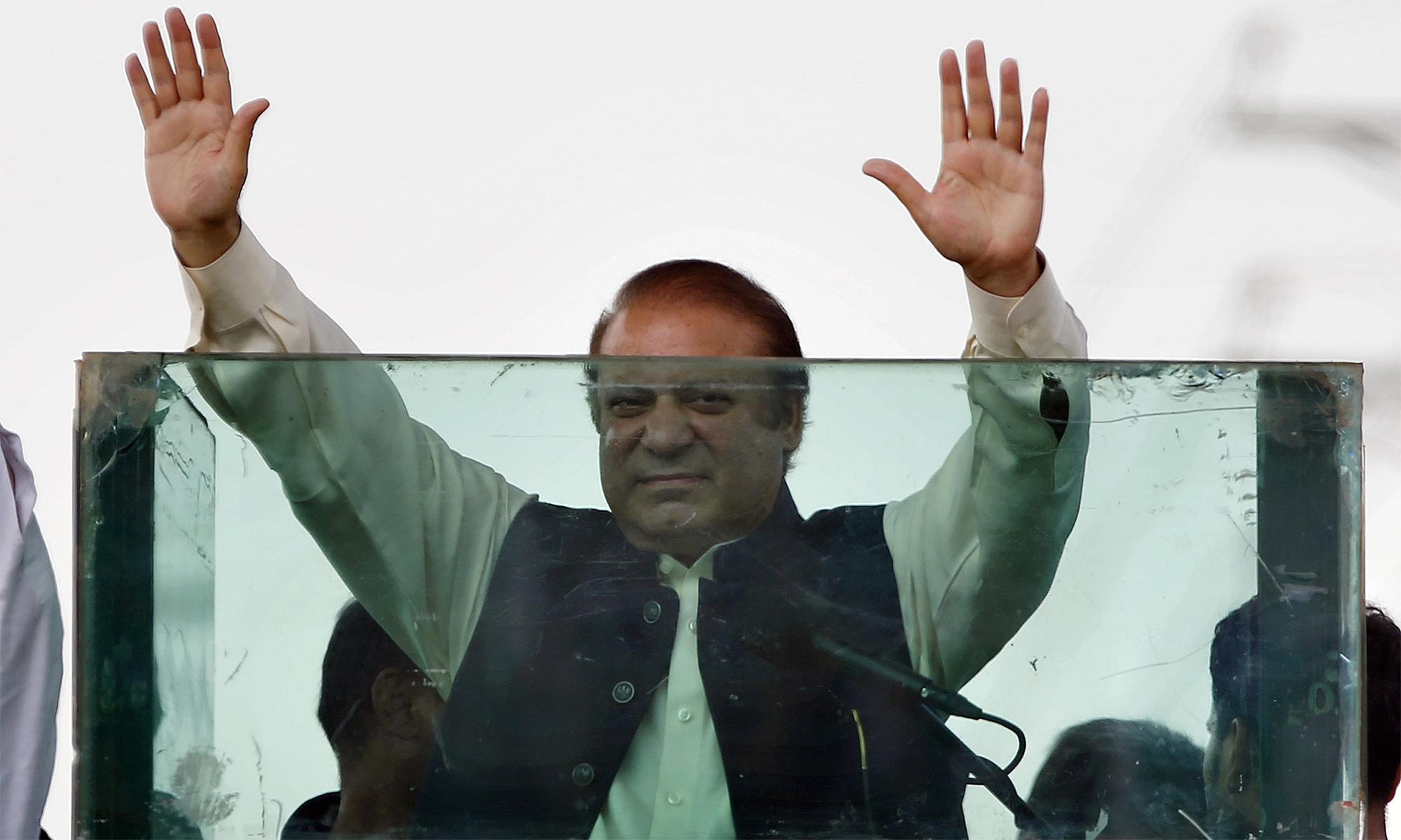 Nawaz Sharif to hold rally in Abbattobad