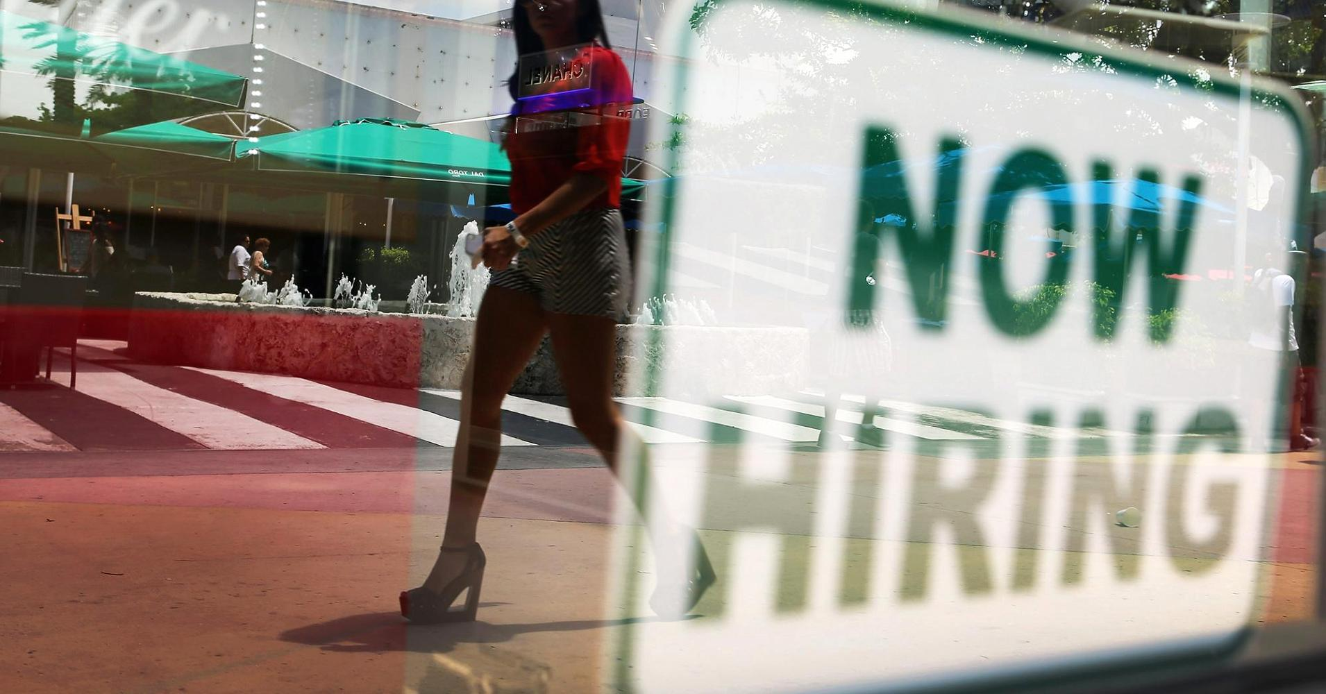 US Jobs reporets for October due today
