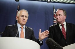 Former deputy prime minister of Australia returns to power following constitutional crisis