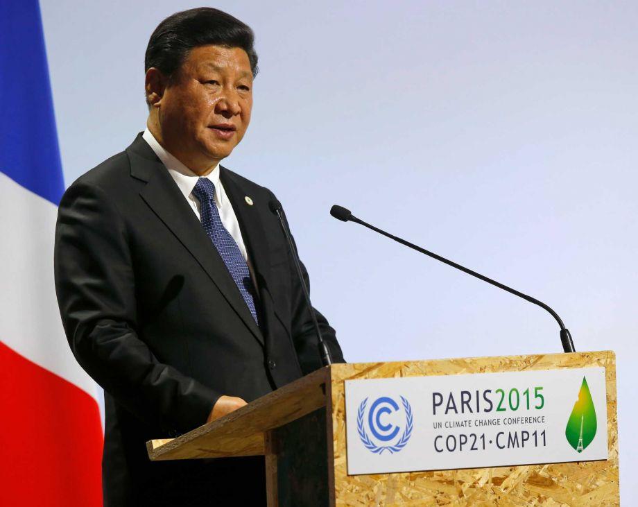 Paris-2015-COP21-Xi
