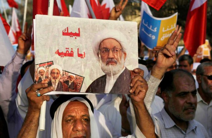 Geopolitics and sectarianism collide in Bahrain
