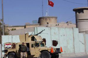 Turkish PM tests Iraqi relations