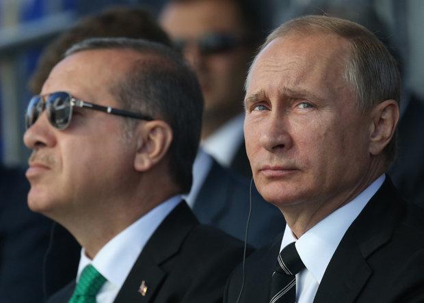 Peas in a pod: Erdogan and Putin