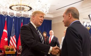 Trump, Erdogan and US arms sales to the Kurdish YPG