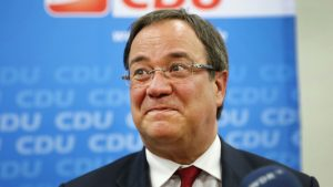 CDU governs SPD stronghold