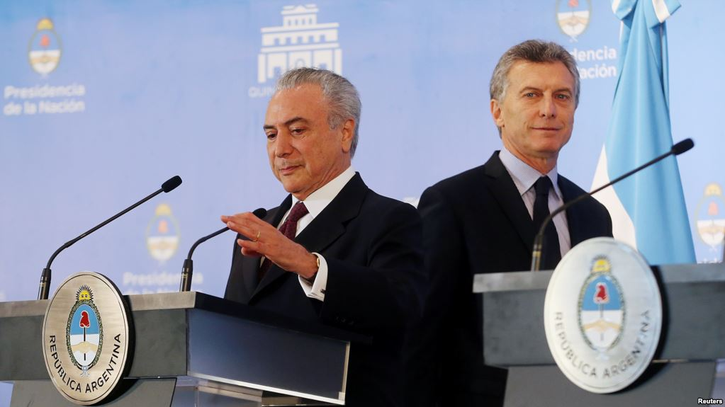 Mercosur presidents to discuss EU trade deal at summit