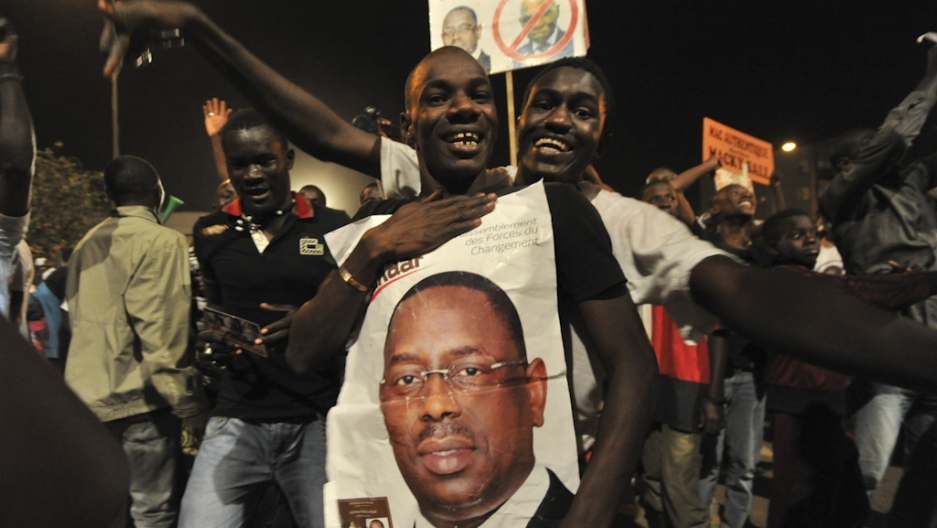 Senegal votes in legislative elections