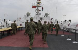 The PLAN in Djibouti: China's Indian Ocean footprint
