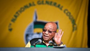 Jacob Zuma faces anonymous confidence motion