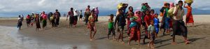 The Rohingya refugee crisis: ethnic cleansing in Myanmar