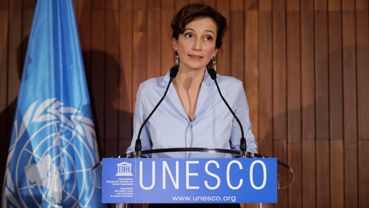France's Audrey Azoulay to be appointed UNESCO chief amid divisions