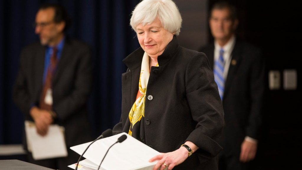Yellen to end Fed chair tenure on 'high note'