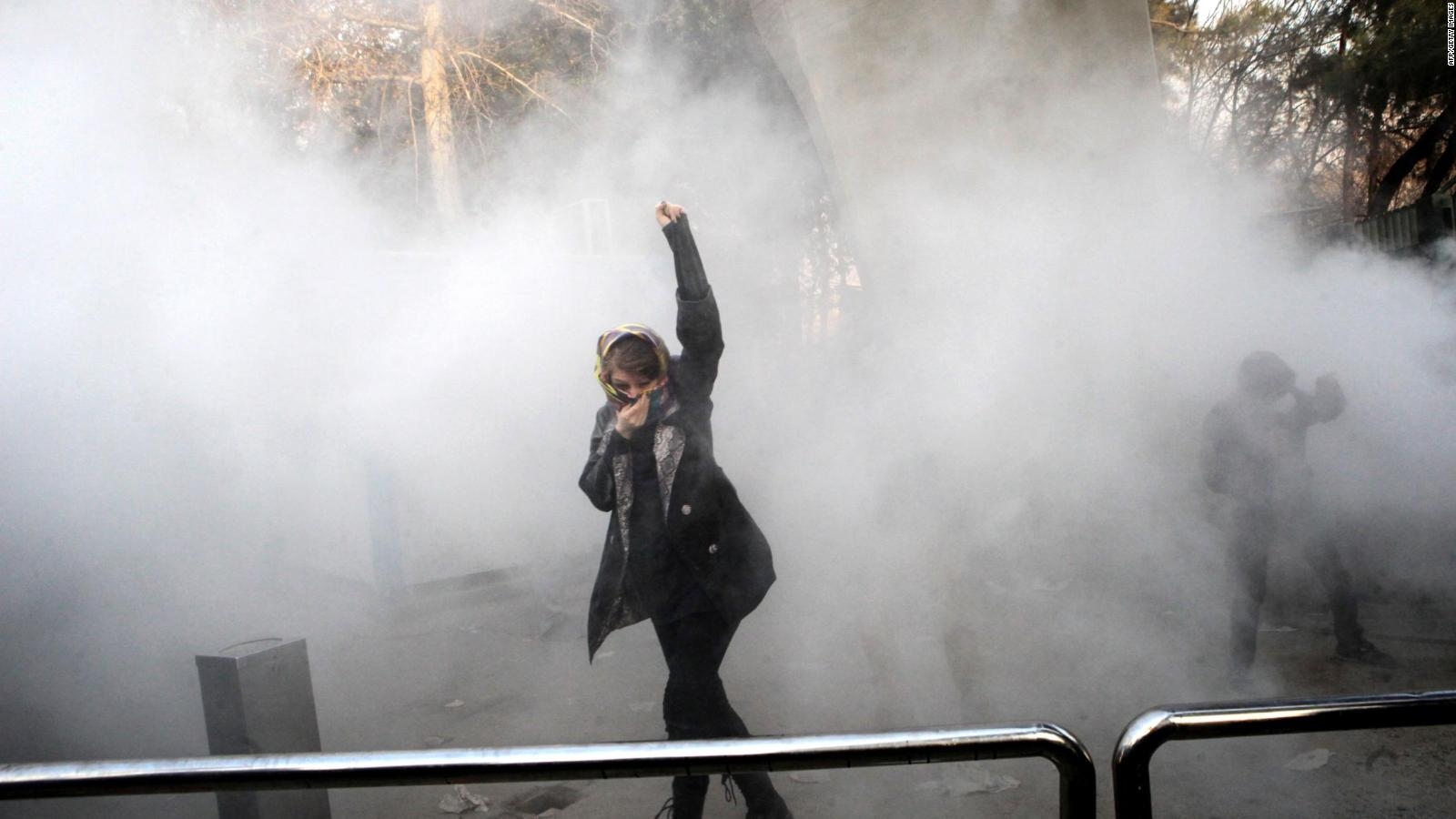 Iran anti-government protests 2018