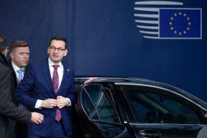 Polish prime minister discusses violation of EU Treaty with European Commission