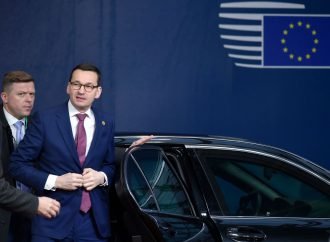 Polish prime minister discusses violation of EU Treaty with European Commission