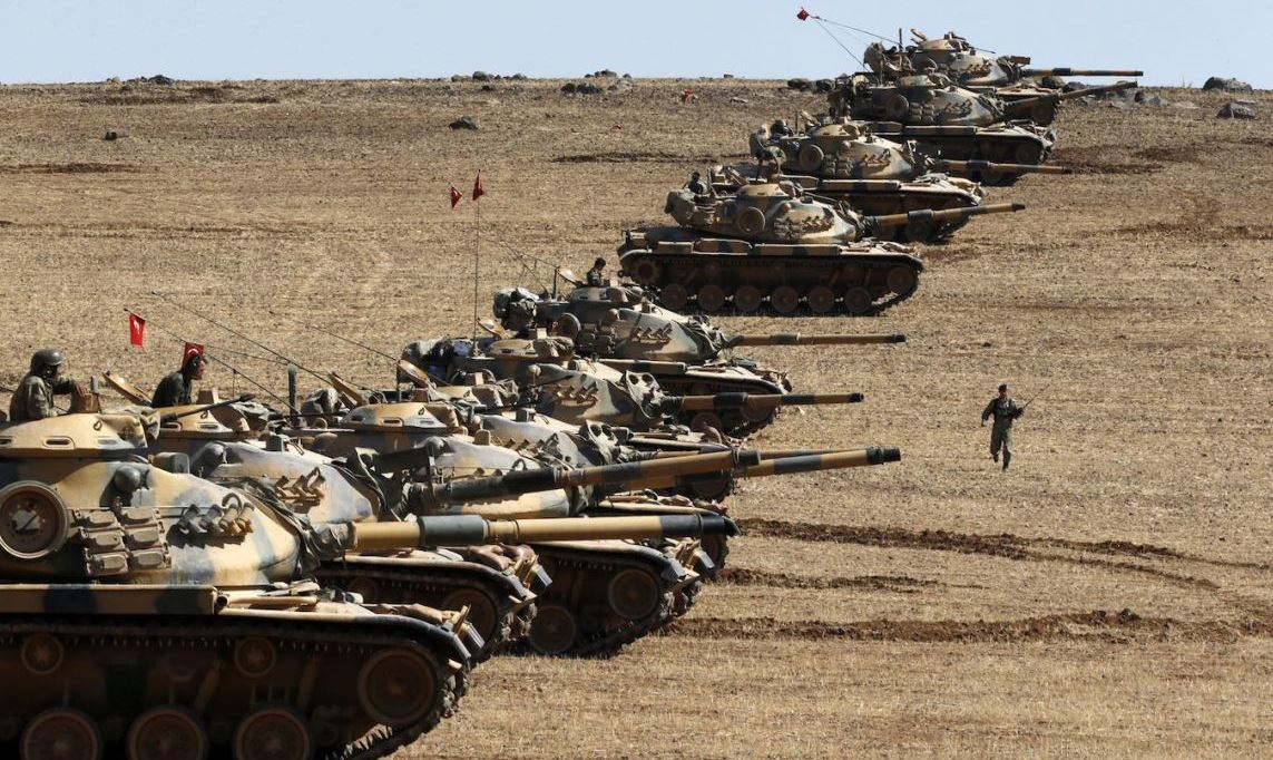 Turkey's Afrin operation
