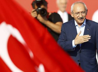 Turkey's largest opposition group moves for a change in leadership