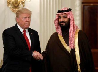 A first for a Saudi leader in over a decade, Saudi crown prince gives televised U.S interview