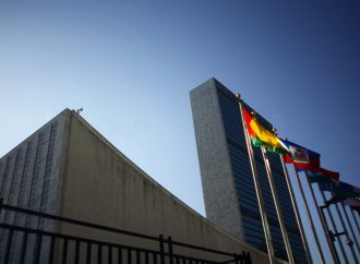 Germany lobbies for a UN Security Council seat
