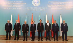 Shanghai Cooperation Organisation foreign ministers gather in Beijing