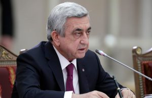 Armenian prime minister resigns with party still in place