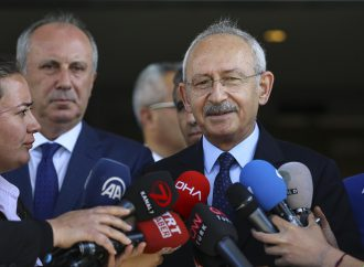 Turkish opposition to nominate candidate for early elections