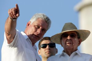 Post-Castro Cuba looms as lawmakers began two-day debate on new president