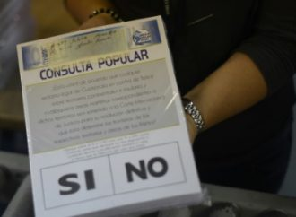 Guatemalans vote in national referendum on referring a border dispute to the ICJ