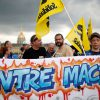 Unions to hold mass rallies against Macron-era reforms on Saturday