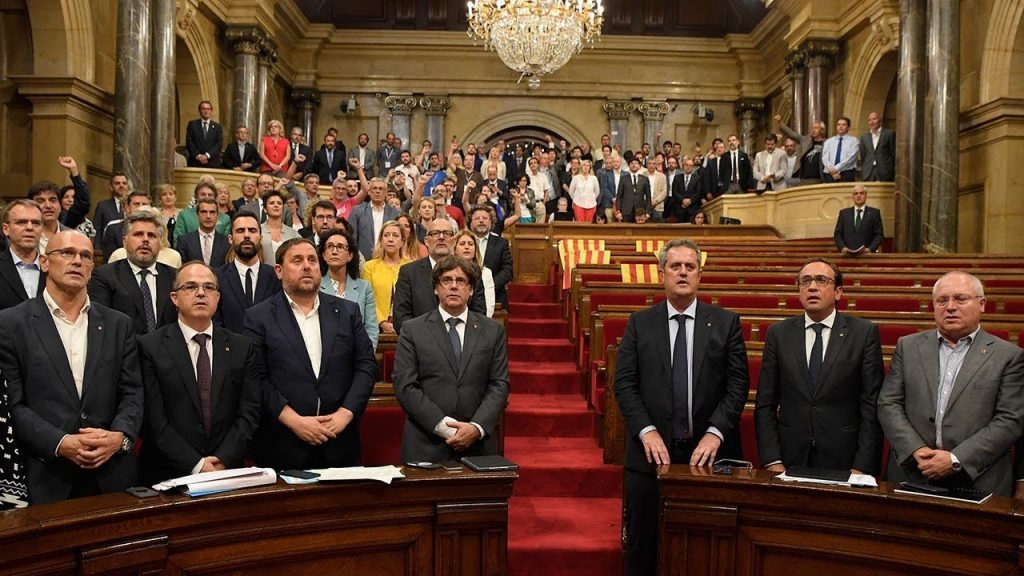 Torra elected as Catalonia leader